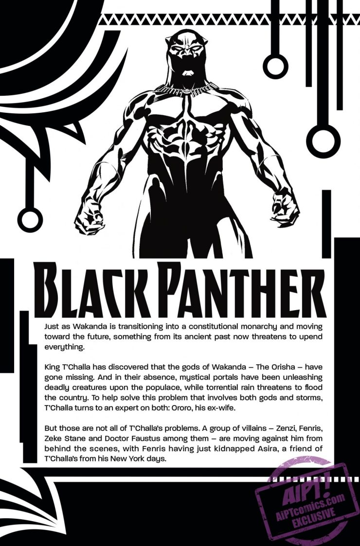 [EXCLUSIVE] Marvel Preview: Black Panther #16