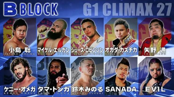 Meet the participants of NJPW's G1 Climax 2017