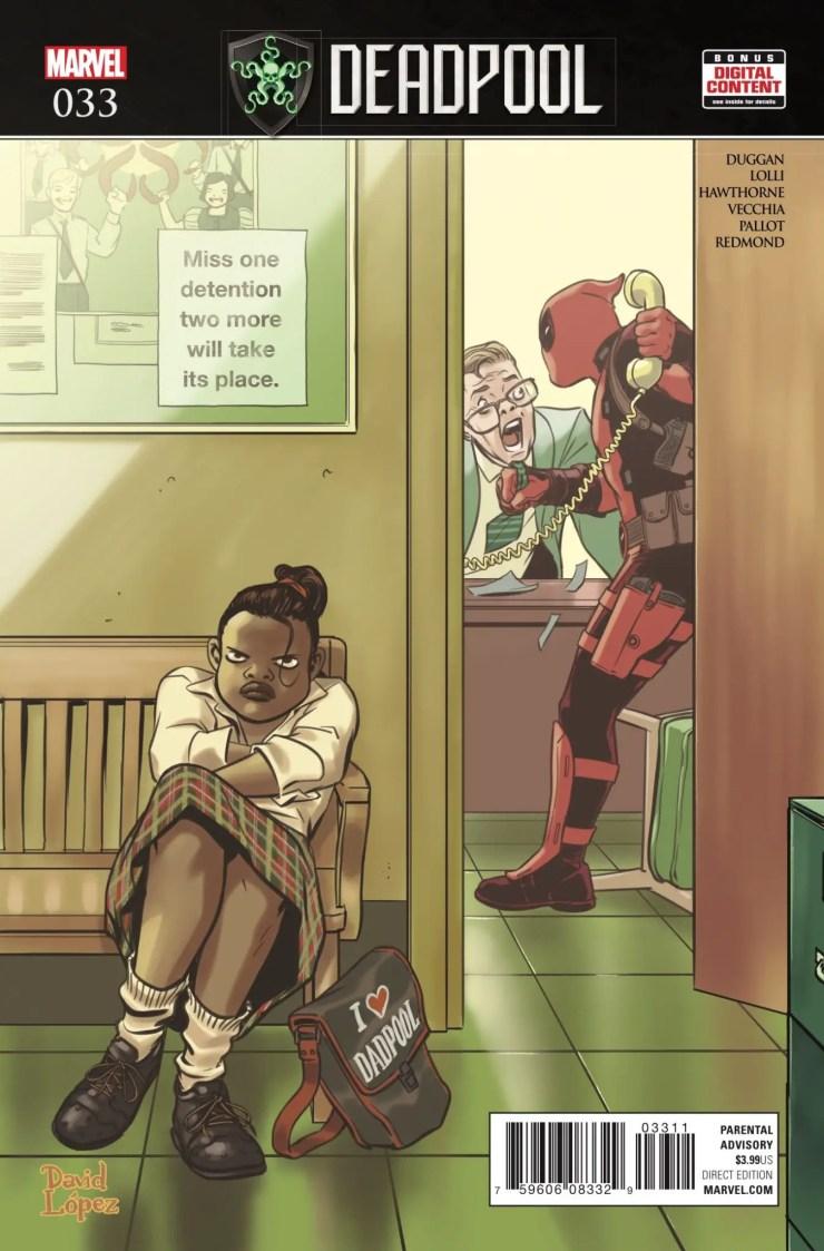 Marvel Preview: Deadpool #33