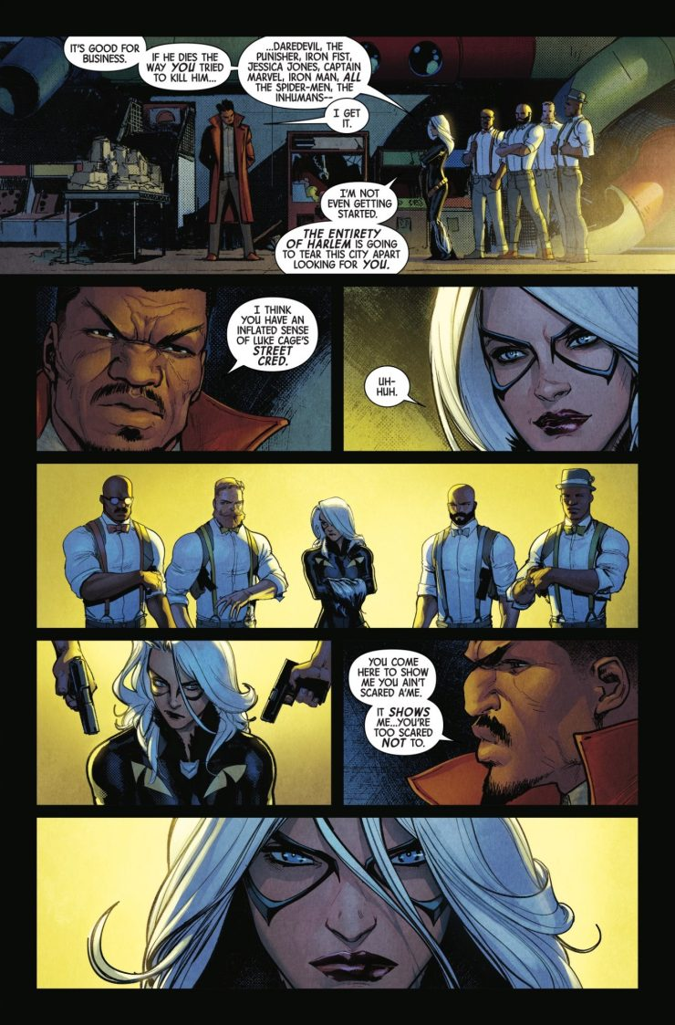 Marvel Preview: The Defenders #3