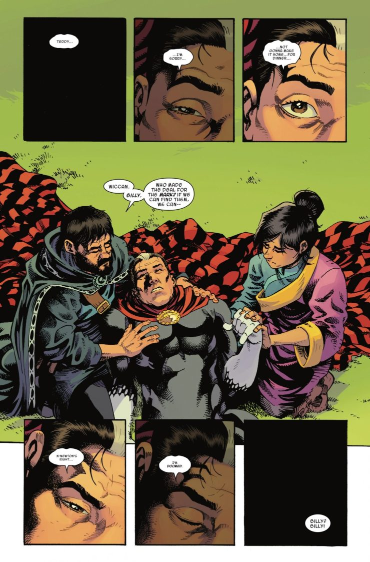 Marvel Preview: Doctor Strange and the Sorcerers Supreme #10