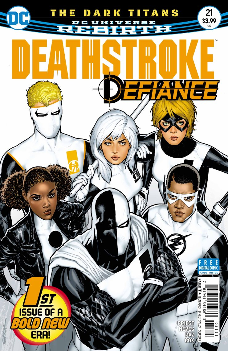 DC Preview: Deathstroke #21