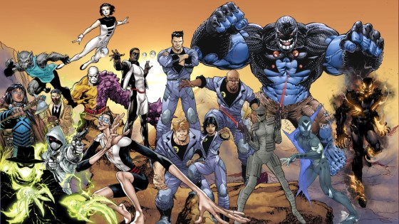 Jeff Lemire leads the effort to fill the void left behind by the Fantastic Four.