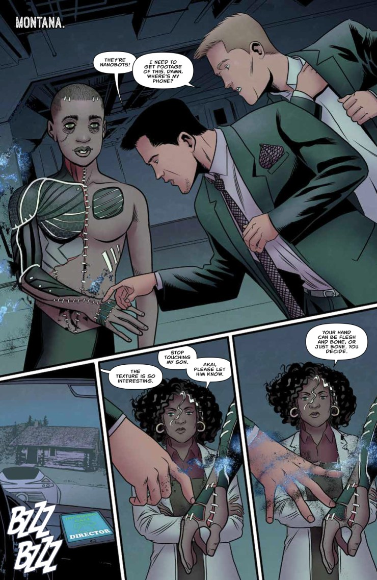 Victor LaValle's Destroyer #3 Review