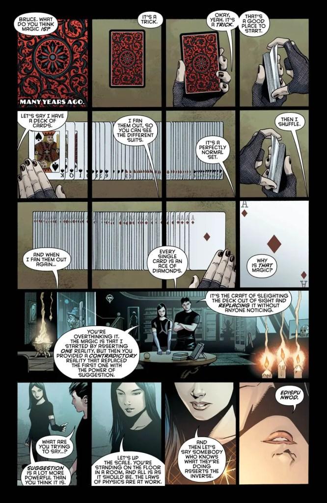 Detective Comics #961 Review