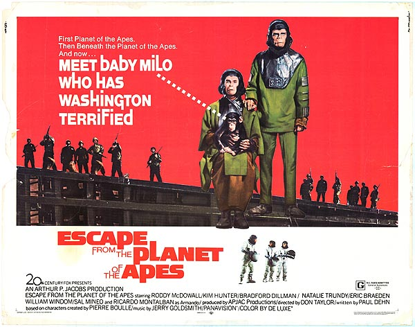 Ranking the Planet of the Apes Films, from worst to best