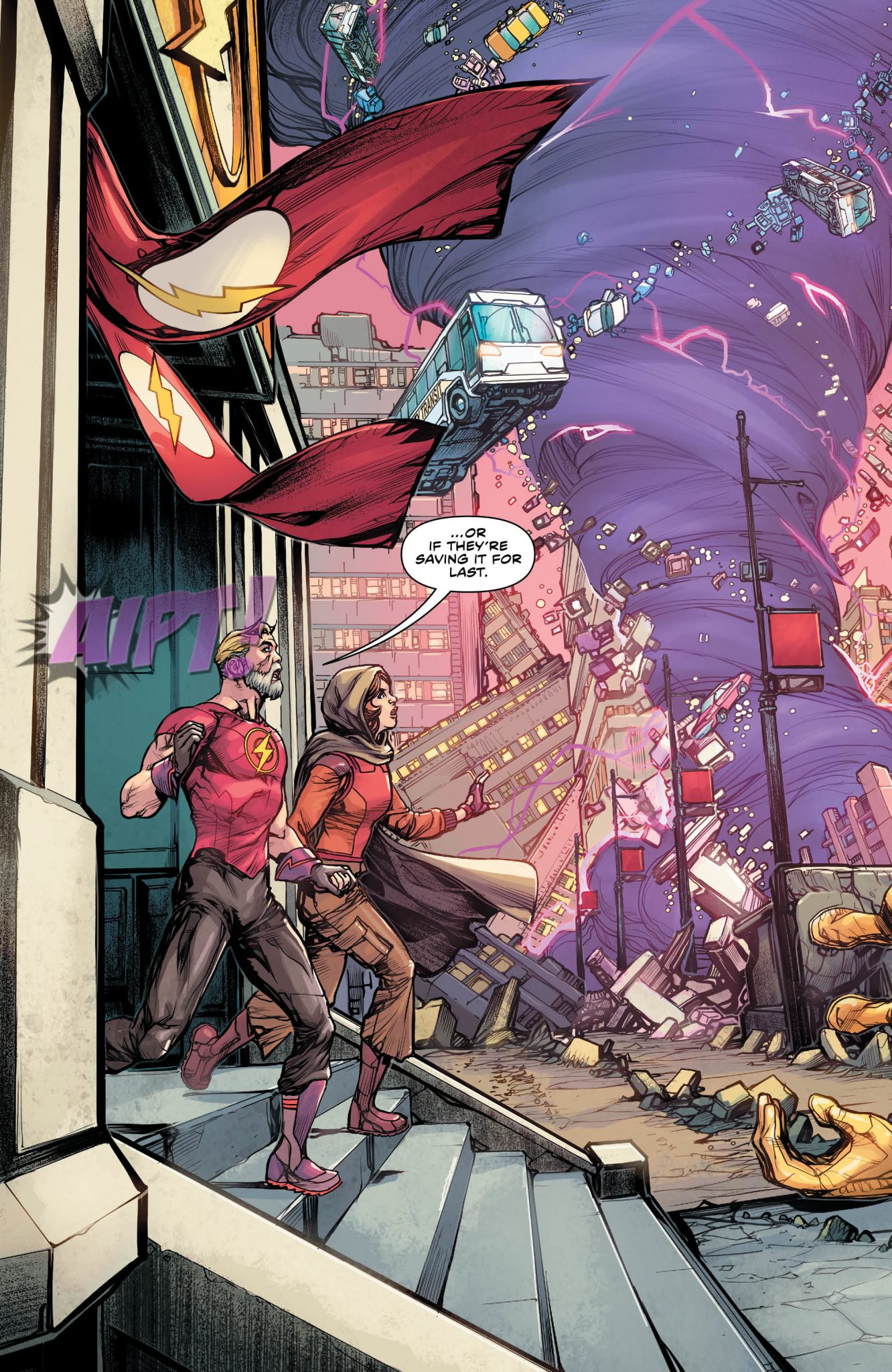 The Flash #26 review