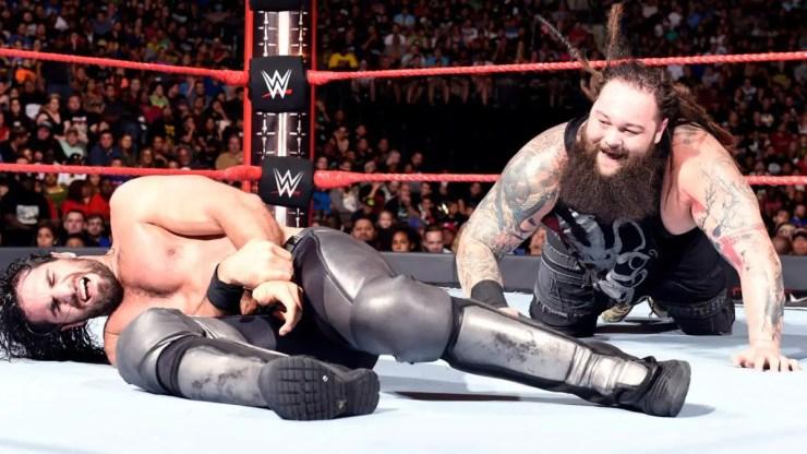 Rollins Vs. Bray