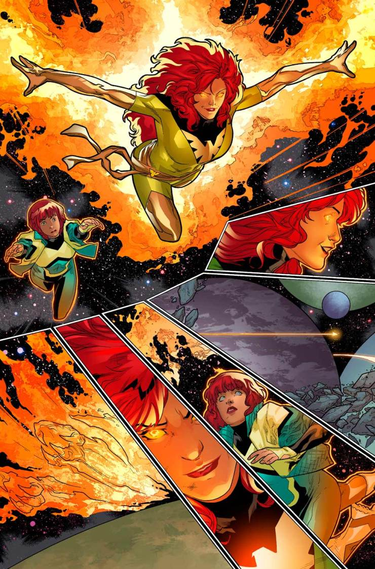 Marvel Preview: Generations: Phoenix & Jean Grey #1