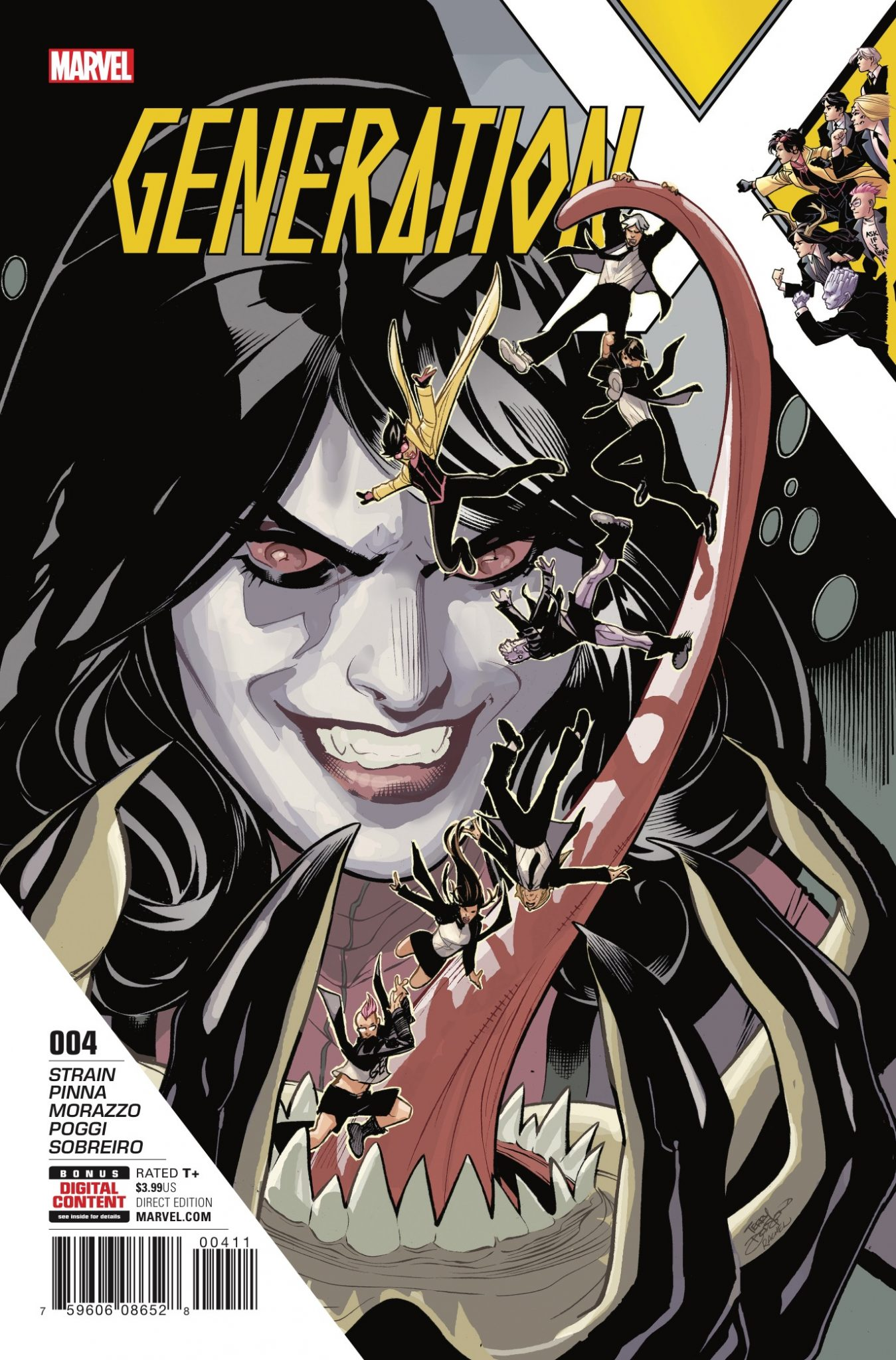 Generation X #4 Review