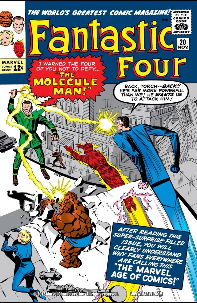 A slice of comic history worth owning: 'Fantastic Four Epic Collection: The Master Plan of Doctor Doom' review