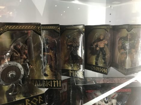 Hasbro Thor exclusives.