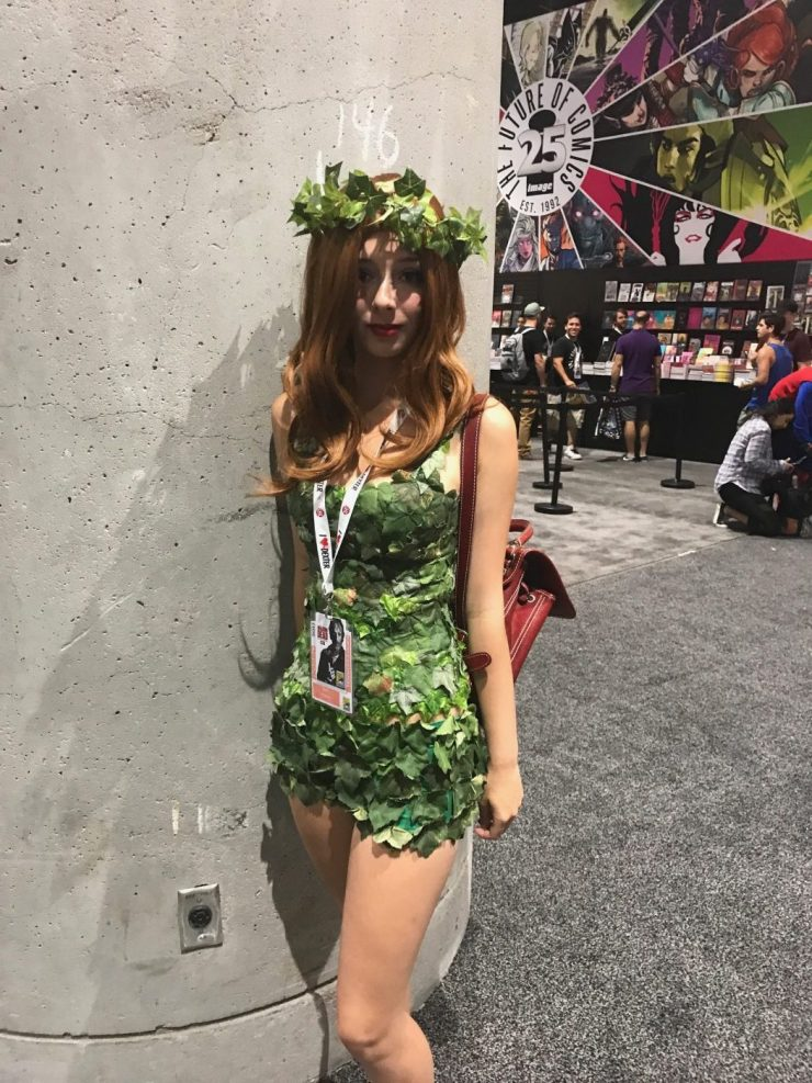 SDCC 2017: Who wore it best? Poison Ivy cosplay