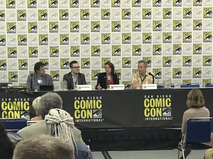 Feminist Marvels: A look at Captain Marvel, Jessica Jones, and Spider-Woman's portrayal and history at SDCC 2017