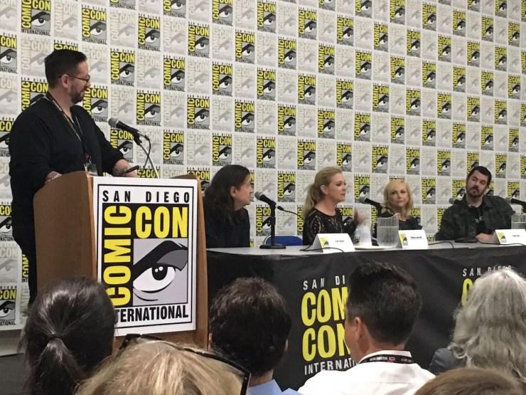 Melissa Joan Hart, Hartbreak Films discuss 'The Watcher in the Woods' remake