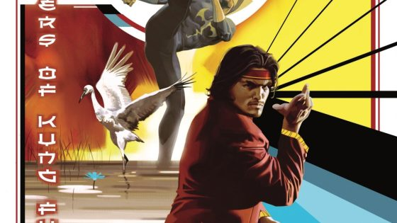 The man with the Iron Fist teams up with Shang-Chi, the Master of Kung Fu!