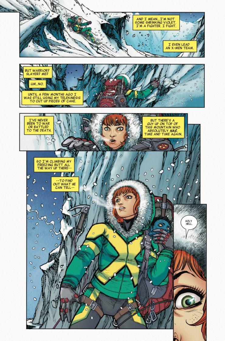 Jean Grey #4 Review
