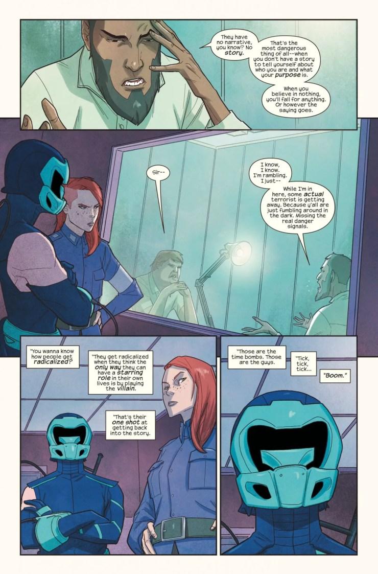 Marvel Preview: Ms. Marvel #20