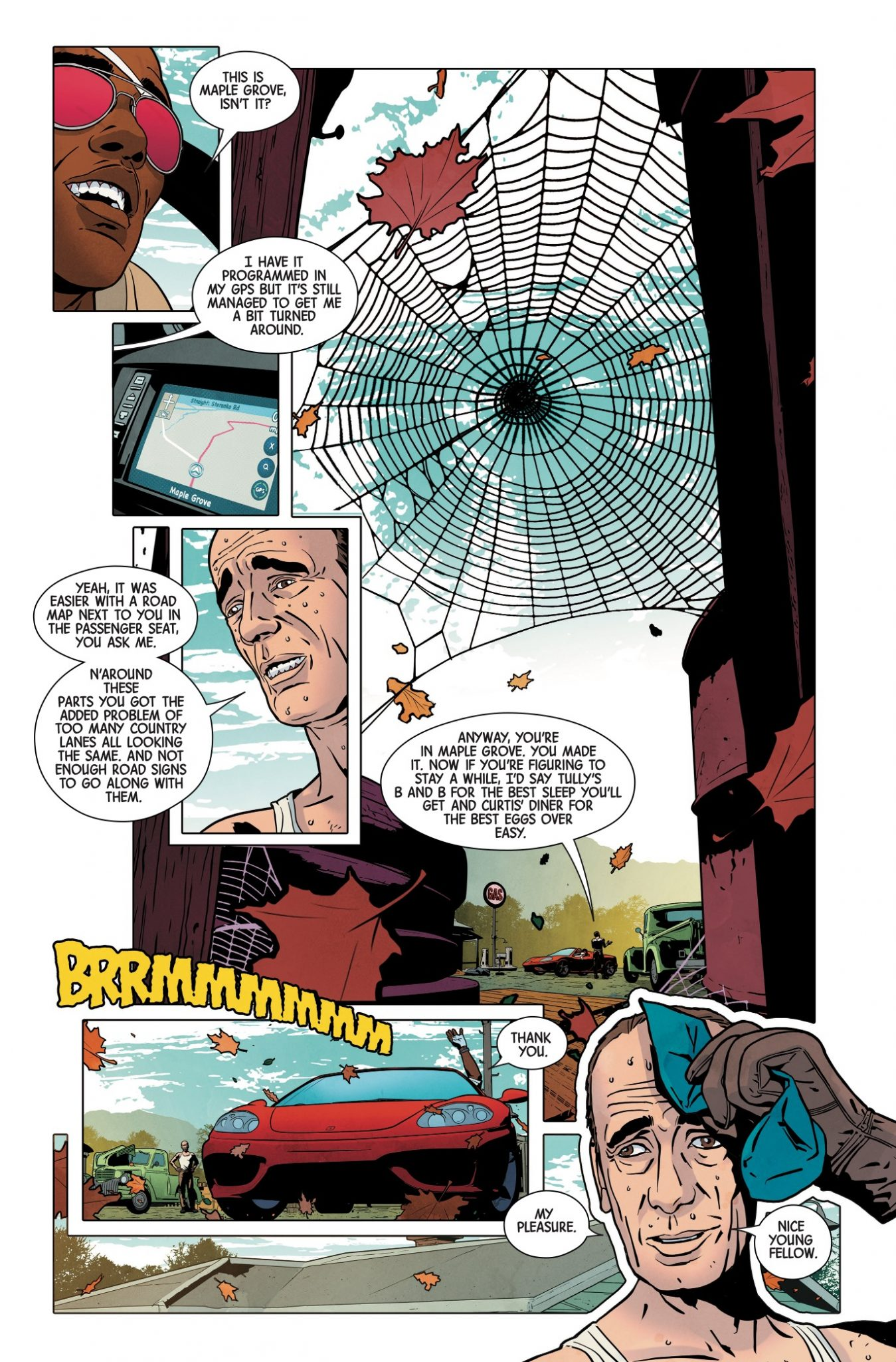 Nick Fury #5 Review