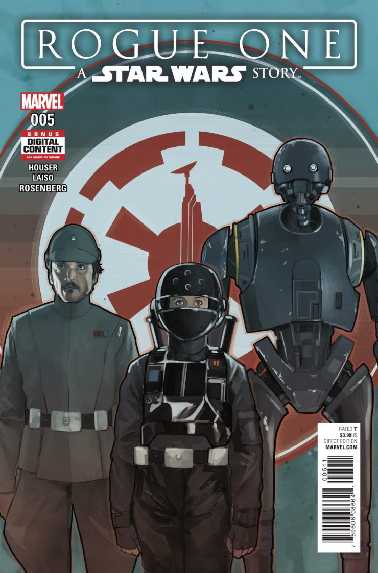 Marvel Preview: Star Wars: Rogue One Adaptation #5
