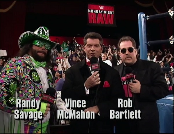 Raw Announcers