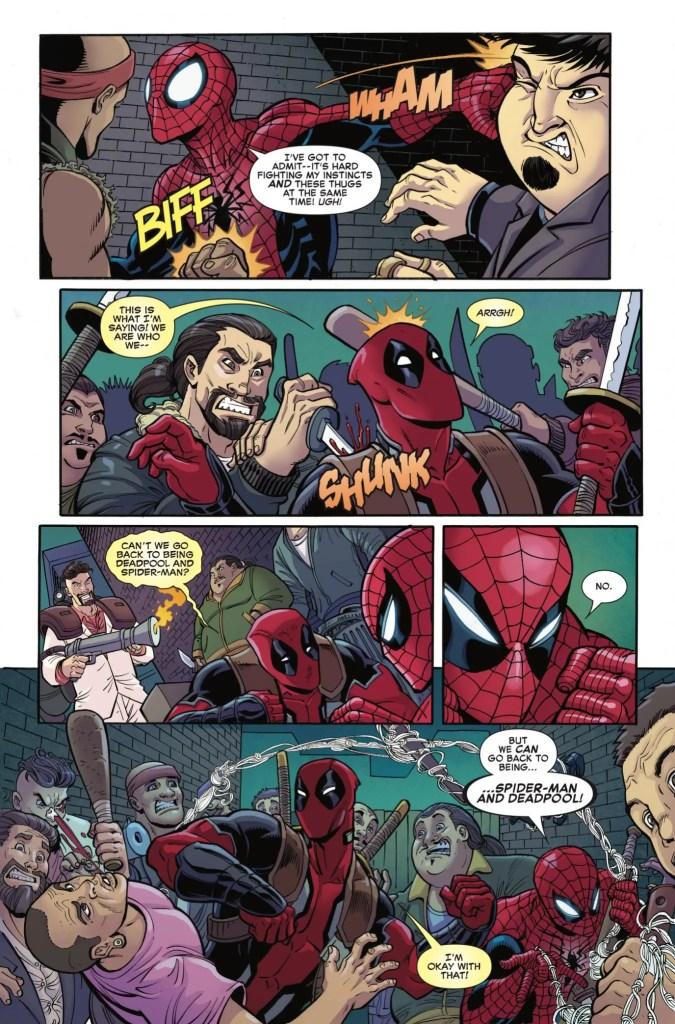 Marvel Preview: Spider-Man/Deadpool #20