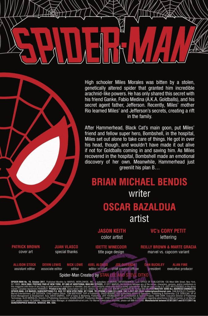 [EXCLUSIVE] Marvel Preview: Spider-Man #19
