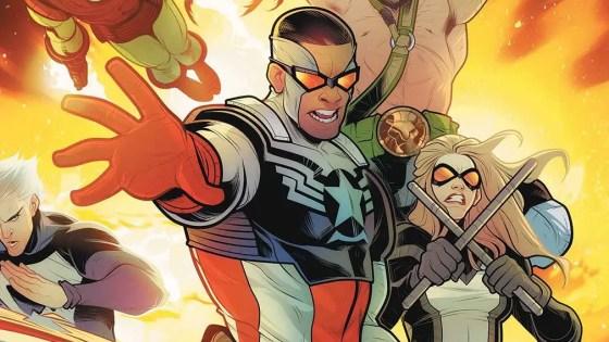 Marvel Preview: Captain America: Sam Wilson #24