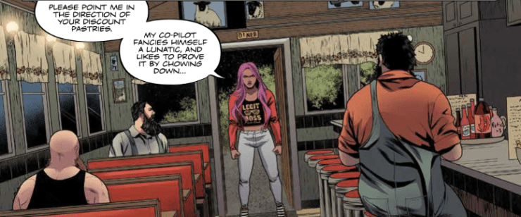 WWE #7 Review