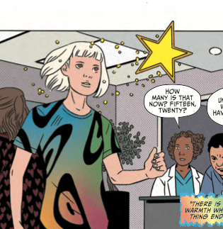 Shade, the Changing Girl #11 Review