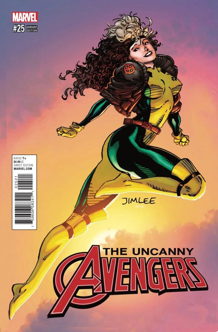 Marvel Preview: Uncanny Avengers #25
