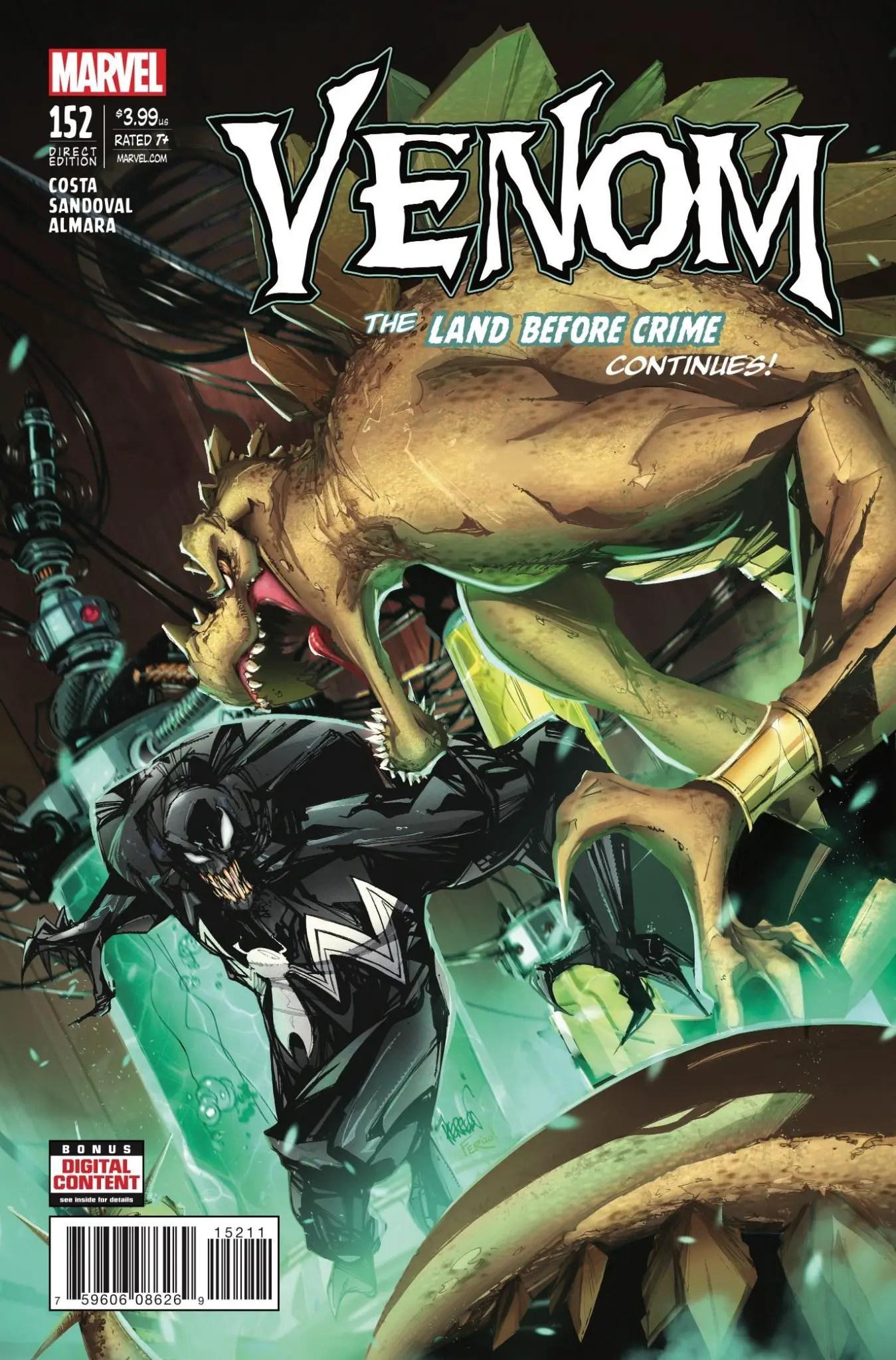 Venom #152 Review