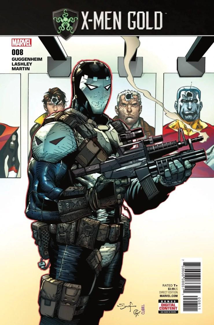 Marvel Preview: X-Men: Gold #8