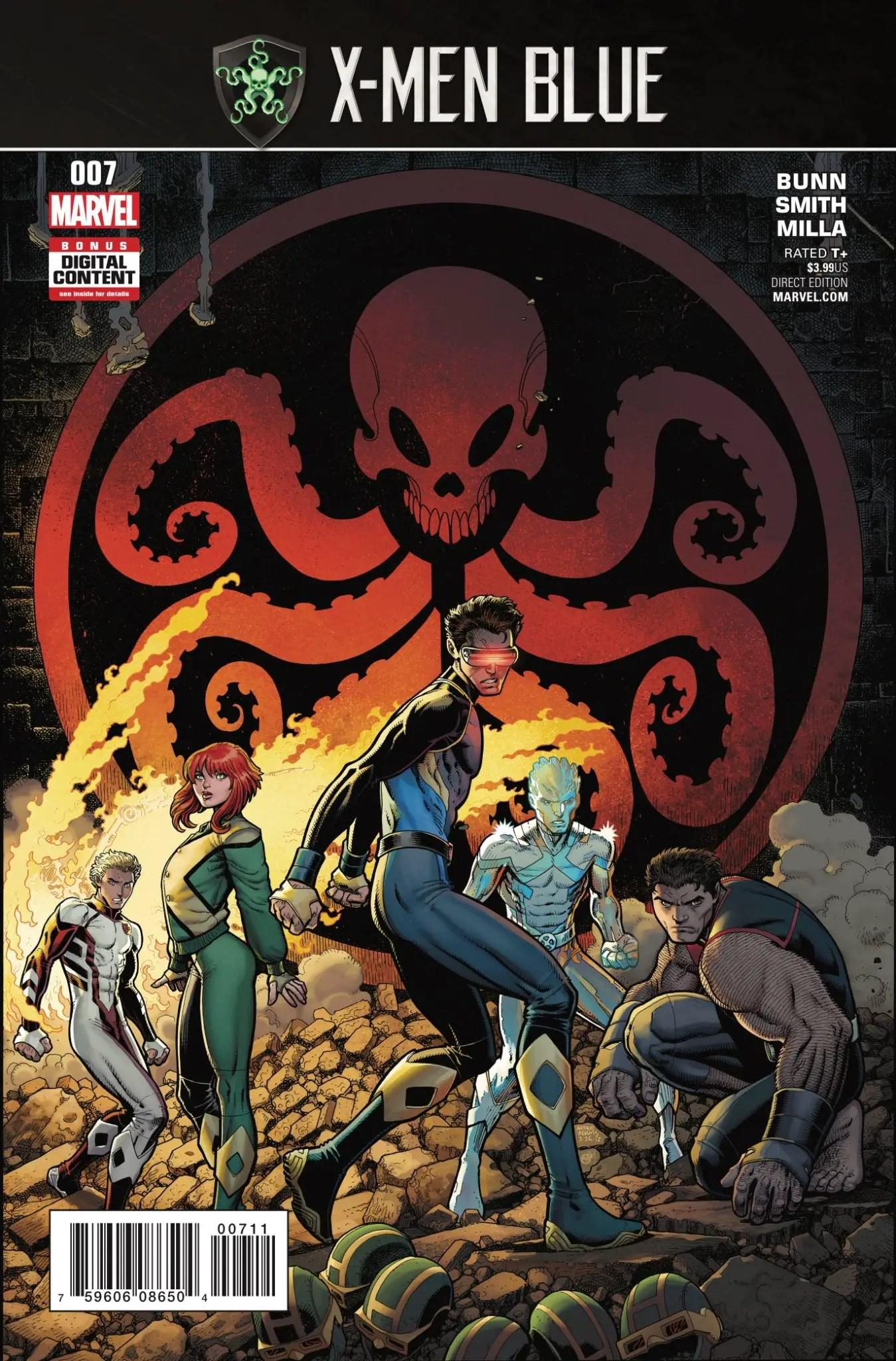 X-Men: Blue #7 Review