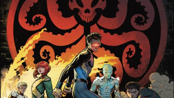 Jean Grey's X-Men enter Captain America's new world order and aren't crazy about what they see.