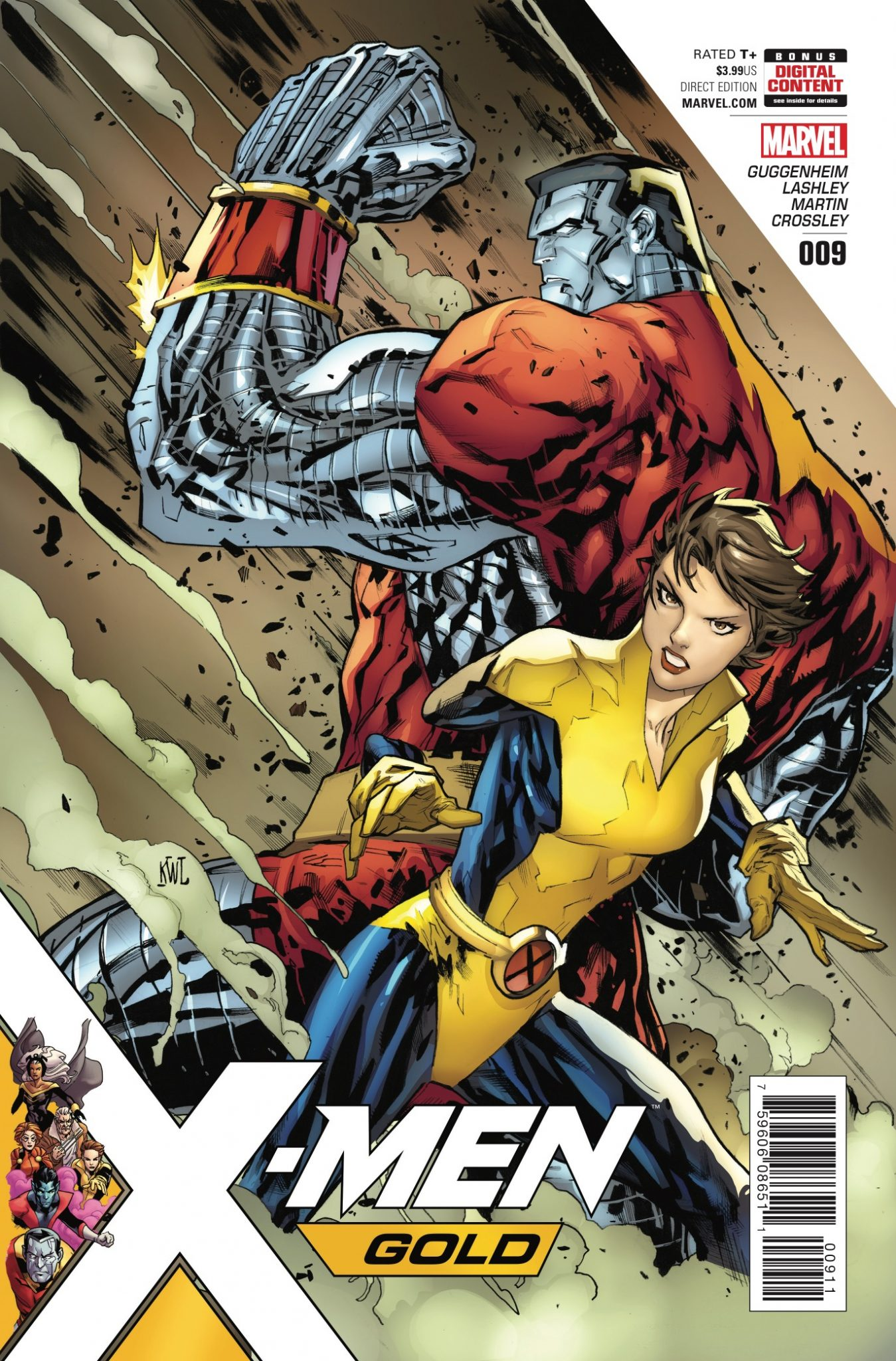 X-Men: Gold #9 Review