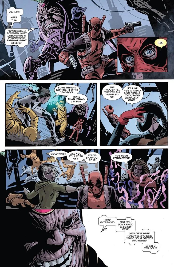 Deadpool Kills the Marvel Universe Again #1 Review