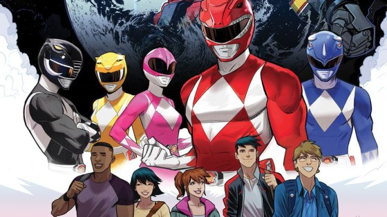 The untold, personal story of what happens to Jason, Kim, Trini, Zack, and Billy following in the days after they first became Power Rangers.