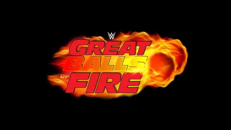 WWE's Great Balls of Fire breaks Raw's streak of crummy PPVs