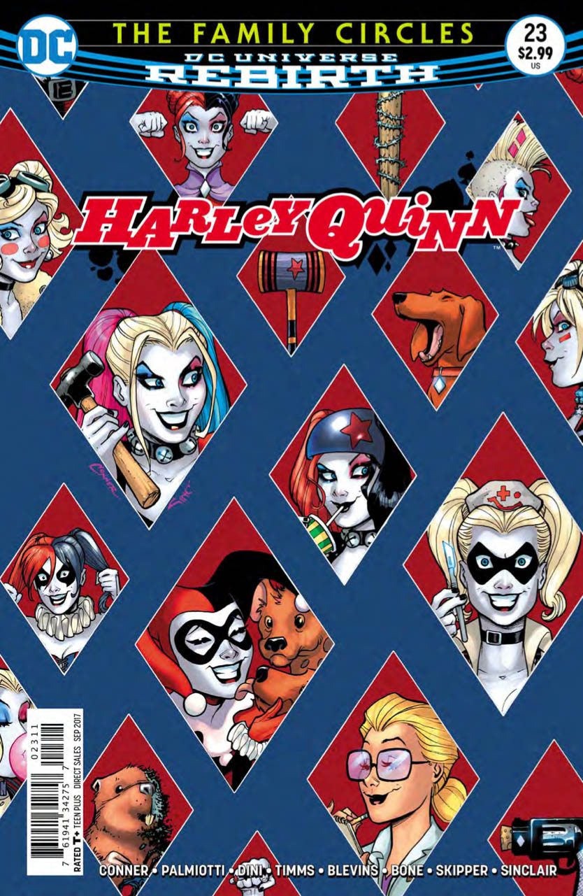 Harley Quinn #23 Review