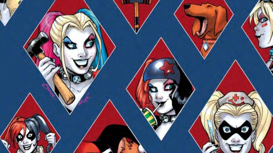 A blast of an issue that acts as a microcosm of Harley's character at its core.