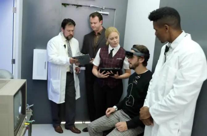 SDCC 2017: Inside David Haller's Mind: The Legion Multi-Experience