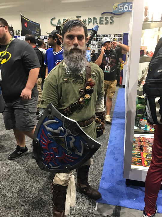 SDCC 2017: Who wore it best? Link cosplay