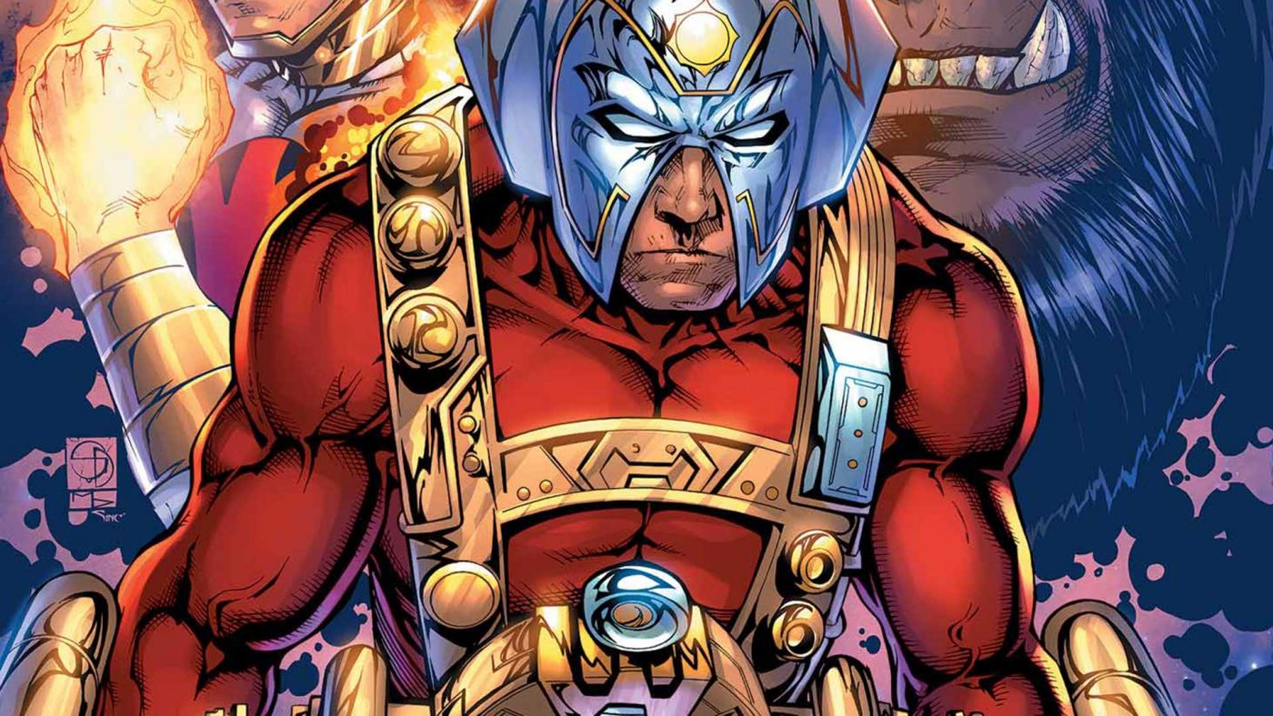 The New Gods Special #1 Review