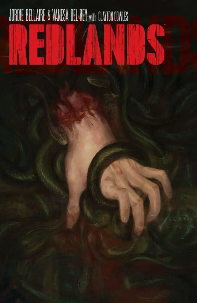 Love horror like you love air: Jordie Bellaire and Vanesa R. Del Rey talk 'Redlands'