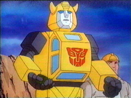 More Than Meets the Eye: Pro Wrestlers as Transformers