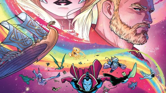 As the War of the Realms rages on, the only way to defeat Malekith is with a united front - and it's up to Thor to bring the many races together!