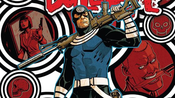 'Bullseye' is a good crime comic, but it lacks a good narrative for its protagonist.