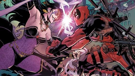 "Say ""I do"" to Deadpool's latest monster mashup adventure."