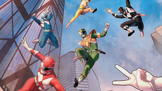 The Power Rangers have never felt as serious and dark as they do in this issue.